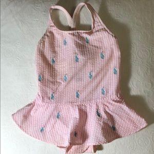 Ralph Lauren girls swimsuit
